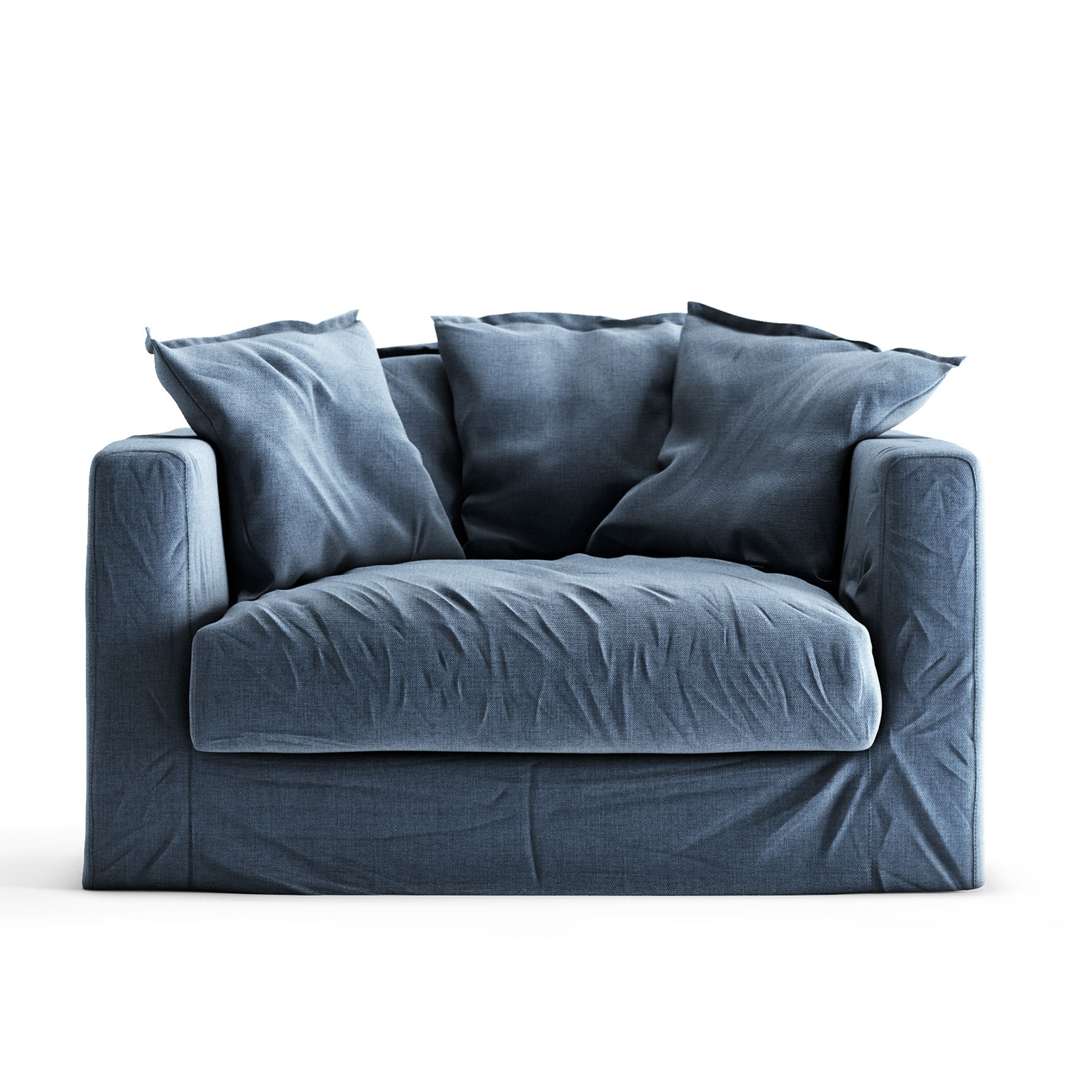 Le Grand Air Loveseat verhoilu, Feeling Blue