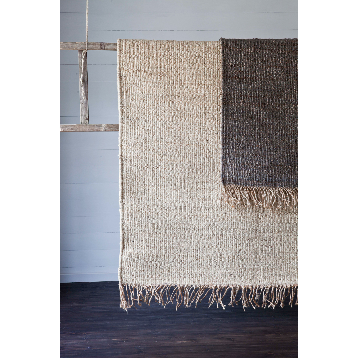 Hemp matto, beige