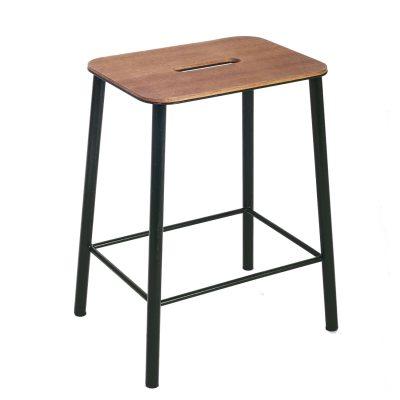 adam-stool-50-jakkara-tammimatta-musta