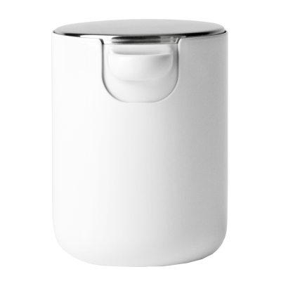 Norm saippuapumppupullo valkoinen