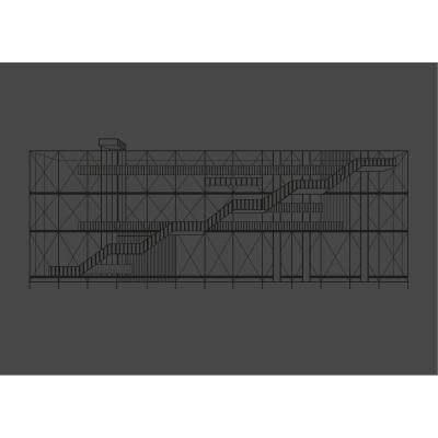 pompidou-poster-50x70-musta