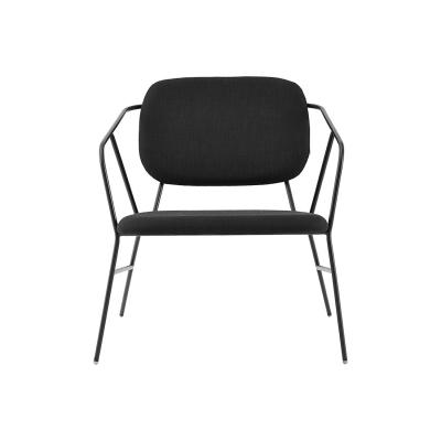 klever-lounge-tuoli-musta