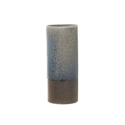 stoneware-maljakko-sininen