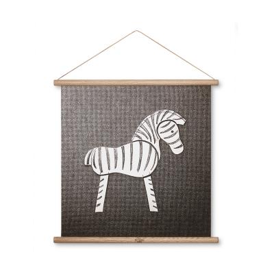 kay-bojesen-zebra-maalaus