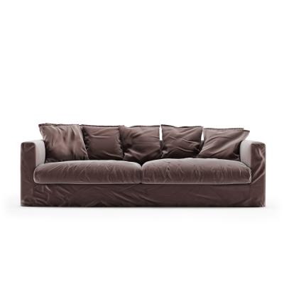 le-grand-air-sohvakolmelle-sametti-moleskin-brown