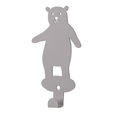 bear-koukku-harmaa