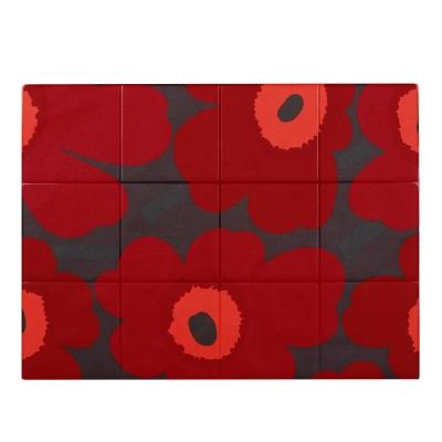 pieni-unikko-bordstablett-punainenplum