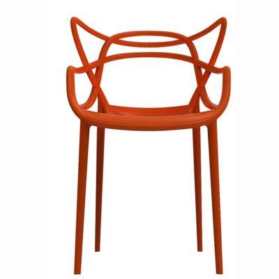 Masters tuoli rusty oranssi