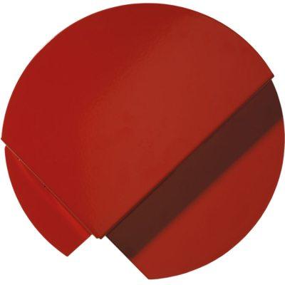 Nippon lehtihylly punainen