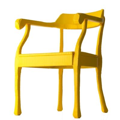 Raw tuoli keltainen
