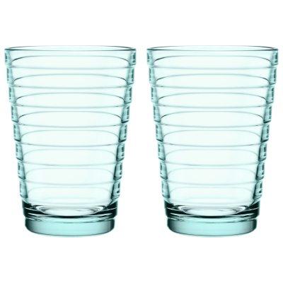 aino-aalto-lasi-vaaleanvihreae-33-cl-2-kpl