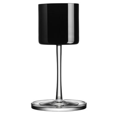 Karl Lagerfeld valkoviinilasi musta