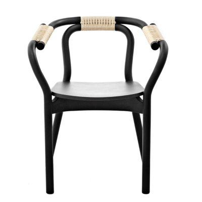 knot-tuoli-mustaluonnonvaeri