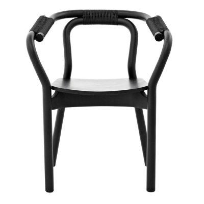 knot-tuoli-mustamusta