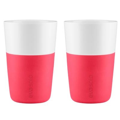 caffe-latte-muki-2-pakkaus-vaaleanpunainen