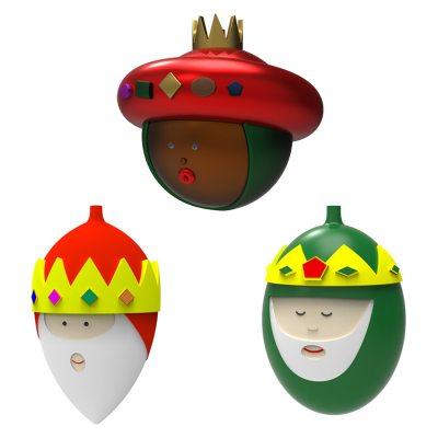 kolme-viisasta-miestae-ornament