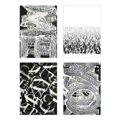pattern-postikortit-4-kpl