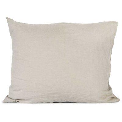 washed-linen-tyynyliina-50x60-vaaleanharmaa