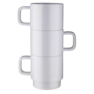 Café kahvikannu valkoinen
