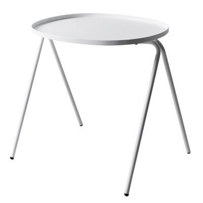 Afteroom sivupöytä valkoinen