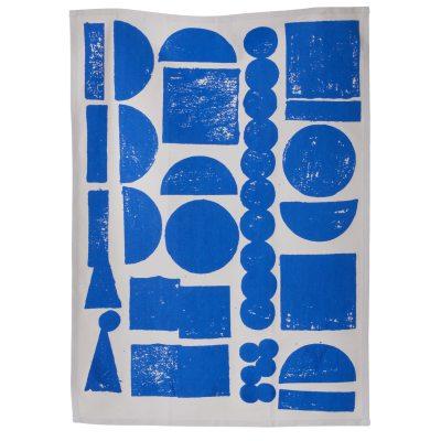 stamp-keittioepyyhe-sininen