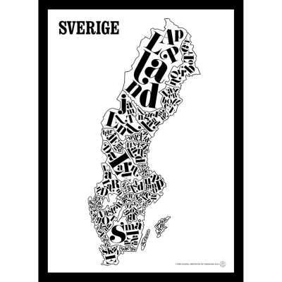 ruotsi-kartta-juliste