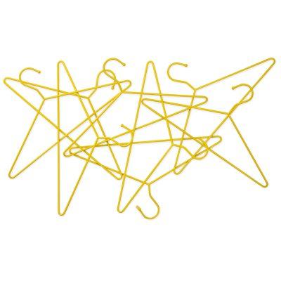 Hang on Coat Rack vaateripustin keltainen