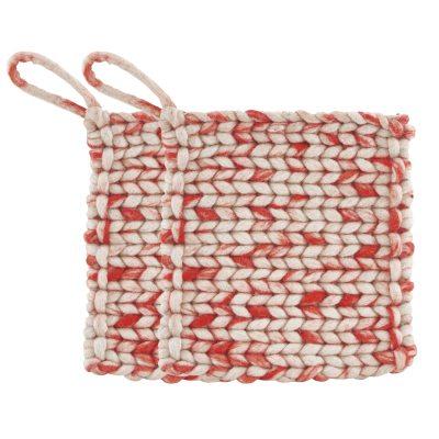 wooly-pannulappu-punainen