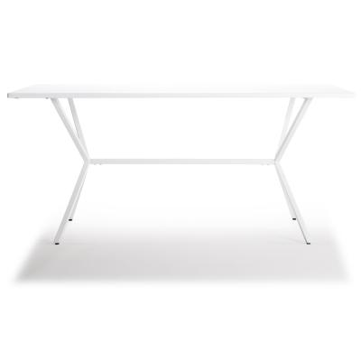 loft-ruokapoeytae-160x80-valkoinen