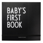 AJ baby´s first book, musta