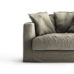 Le Grand Air Loveseat verhoilu, Moleskin