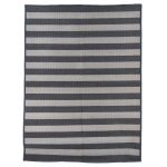 Stripe matto 90x200, harmaa