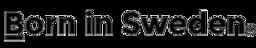 Born in Sweden - logo - Rum21.fi